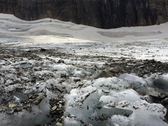 Grinnell Glacier Glacier National Park 1